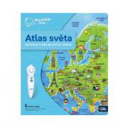 Interaktivní mluvící kniha Kouzelné čtení Atlas světa
