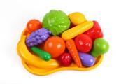 Sada ovoce a zeleniny 32 cm v síťce