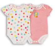 Body kojenecké 2pack, Minoti, Lullaby 7