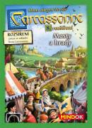 Carcassonne Mosty a hrad, 8. rozšíření