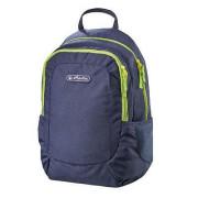 Studentský batoh Modrozelený Herlitz