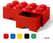 LEGO úložný box 8 s šuplíky