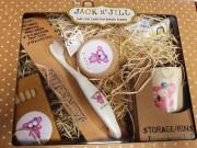 Dětský set - pasta malina, kartáček koala, kelímek koala+dárky