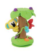 Zvuková koala na stromě s přísavkou na stůl