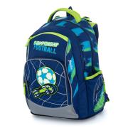 Školní batoh OXY Style Mini football blue