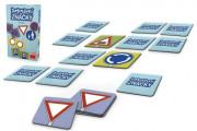 Pexeso Dopravní značky společenská hra