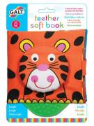 Dětská knížka s kousátkem - Džungle