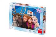 Puzzle Ledové království 24 dílků