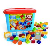 Mega Bloks velký box kostek junior 180 ks