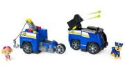 Tlapková patrola dvě záchanná vozidla v jednom