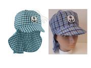 Chlapecký letní klobouk s plachetkou Kotva RDX