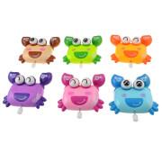 Natahovací hračka krab