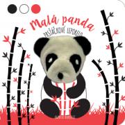 Svojtka Malá panda - prsťáčkové leporelo