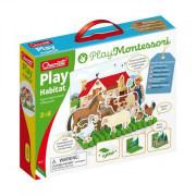 Play Habitat sliding puzzle zasouvací skládačka