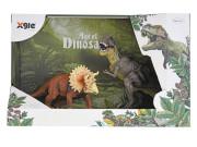 Dinosaurus 20 cm 2 ks