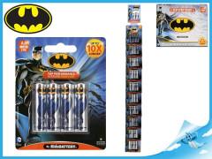 Batman baterie AA/LR6 Alkaline 4ks