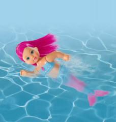 Panenka Evička Plavající víla