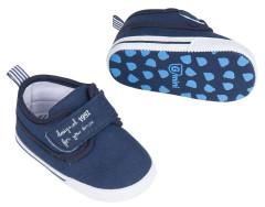 Capáčky na suchý zip modré G-mini vel. 3