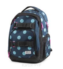 Studentský batoh OXY Style Dots