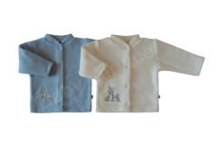 Kabátek fleece se stojáčkem Koloušek Baby Service