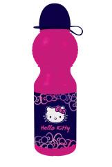 Láhev na pití plastová malá Hello Kitty 525 ml