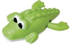 Krokodýl do vody natahovací plavací