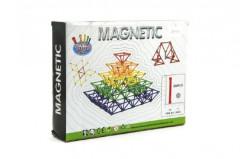 Magnetická stavebnice 200ks