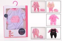 Oblečení na panenku 40-45 cm
