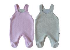 Polodupačky s laclem a třpytkami Mikrotermo Baby Service