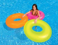 Kruh plovací 91 cm Intex 59262 Neon