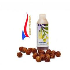 Prací gel z mýdlových ořechů