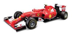 Ferrari formule 1:43 Bburago