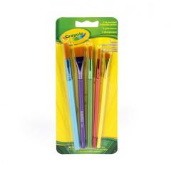 Štětce 5ks Crayola