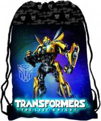 Sáček na cvičky Transformers modro-černý NEW 2017