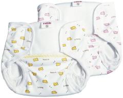 Dětské plenkové kalhotky na suchý zip Farlin