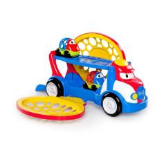 Hračka tahač + 2 autíčka Oball Go Grippers™, 18m+
