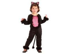 Karnevalový kostým - Kočička, Vel. 92-104 cm