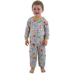 Bavlněné pyžamo Dinosaurus Esito