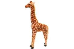 Plyšová žirafa 90 cm