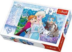 Puzzle Ledové království 30 ks
