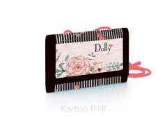 Dětská textilní peněženka Dolly