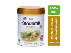 Kendamil Organické/BIO kojenecké mléko 1 počáteční 800 g