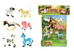Veselá zvířátka Farma 6ks