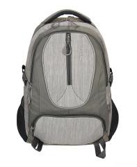 Studentský batoh SPIRIT BOND grey Emipo