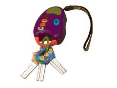 Klíčky k autu FunKeys B.toys