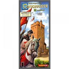 Carcassonne Věž, 4. rozšíření