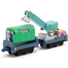 Chuggington - Vagony na odpad