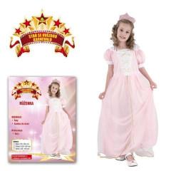Šaty na karneval - Růženka