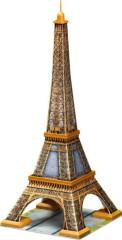 3D puzzle Ravensburger - Eiffelova věž