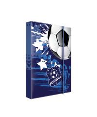 Desky na sešity Heft box A4 PREMIUM Fotbal
